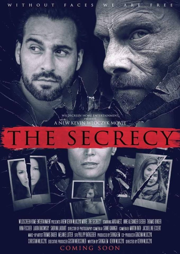 the secrecy poster